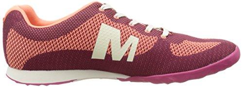 Red Rosa Donna Sneaker beet Merrellcivet wBZqzIRXZ