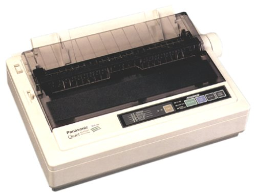 Panasonic KX-P2023 24-Pin Narrow-Carriage Dot Matrix Printer