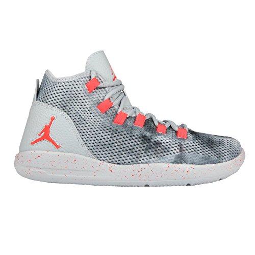 Nike Jordan Men's Jordan Reveal Prem Wolf Grey/Infrared 2...