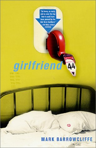 book cover of Girlfriend 44