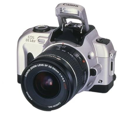 amazon com canon eos ix lite aps slr camera w 22 55mm lens aps rh amazon com Review Canon EOS IX canon eos ix manual pdf