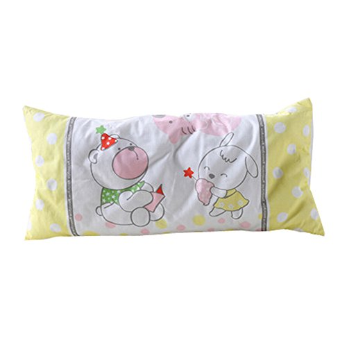 Adorable Soft Little Pillow Prevent Flat Head Small Pillows for 0-1 Years, K