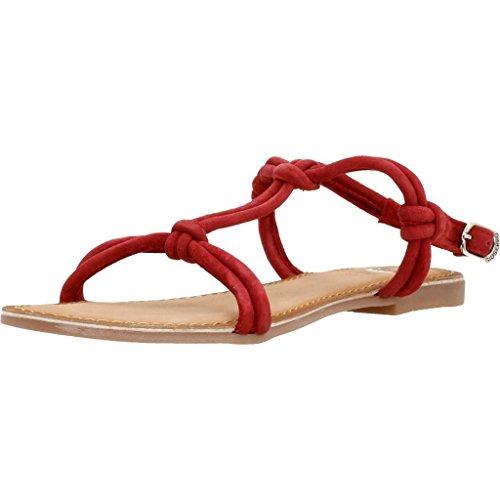 Sandalias y chanclas para mujer, color Rojo , marca GIOSEPPO, modelo Sandalias Y Chanclas Para Mujer GIOSEPPO JACALA MAG Rojo