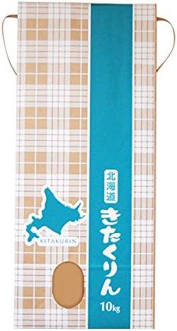 マルタカ クラフト 北海道産きたくりん 清澄(せいちょう) 10kg用紐付 20枚セット KH-0029