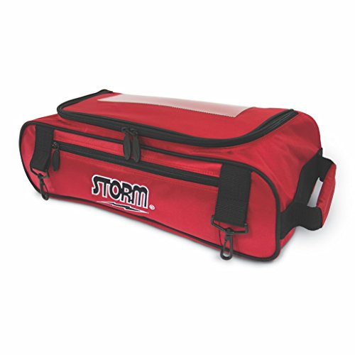 Storm Shoe Bag for Storm Tournament Tote Roller Bag- Red ()