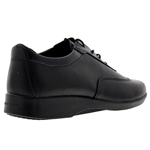Leather Womens Shoes Arcopedico Active Black ZqvwTxw