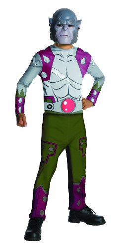 Thundercats Halloween Costumes (ThunderCats Animated Panthro Value Child Costume -)