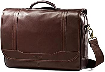 Samsonite Leather Flapover 16