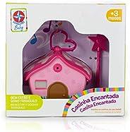 Casinha Encantada, Brinquedos Estrela, Multicor