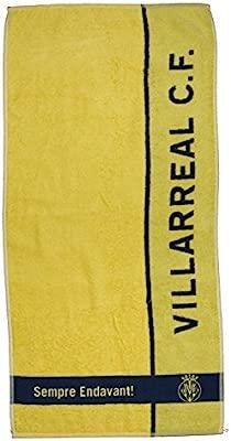Villarreal CF Toavil Toalla, Azul/Amarillo, Talla Única: Amazon.es ...