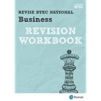 Revise BTEC National Business Revision Workbook (REVISE BTEC Nationals in Business)