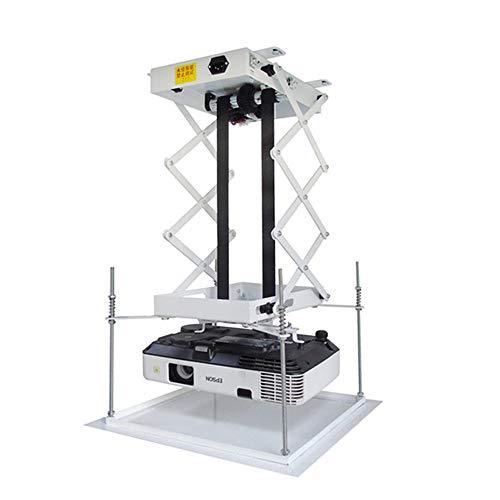 70cm Projector Bracket Motorized Electric Projector Lift Scissors Ceiling Mount