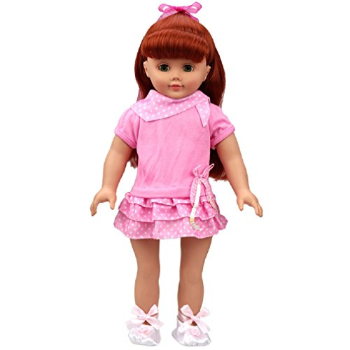 Shero 12 - 16 Inches Baby Doll's Dress P - Doll Pink Dress Shopping Results