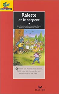 Ralette et le serpent par Jeanine Guion