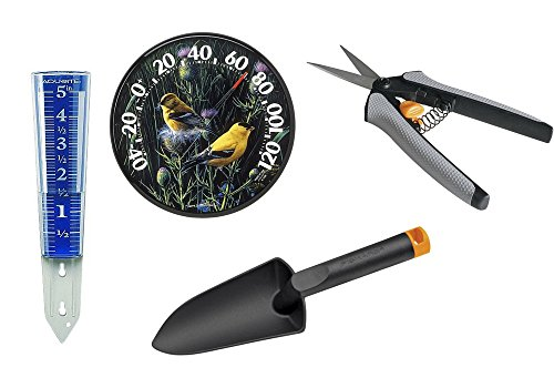 Fiskars garden tools and decor package top quality for Garden tools best quality