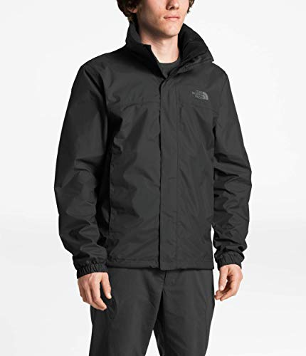 The North Face Men's Resolve 2 Jacket TNF Black/TNF Black X-Large