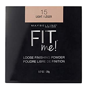 Maybelline New York Fit me Loose Finishing Powder, 30 Medium Deep, 20g