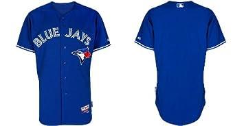 new style 3b0b4 37c5d 2012 MLB Jerseys Toronto Blue Jays Blank Blue Baseball ...