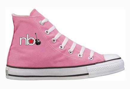 Converse Clothing & Apparel Chuck Taylor All Star High Top Sneaker, Pink, 13 Women / 11 M US ()