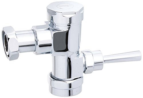 American Standard 6045.505.002 Exposed Manual Flowise 0.5 Gpf Urinal Flush Valve Only for Retrofit, Polished (Flowise Flush Free Urinal)