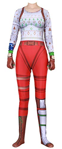 (Riekinc Spandex Zentai Adult Kids Halloween Cosplay Costumes 3D)