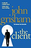 Front cover for the book The Client by John Grisham