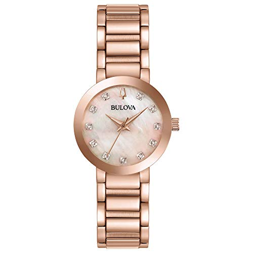 Women's Modern -  Rose One Size - Bulova 97P132