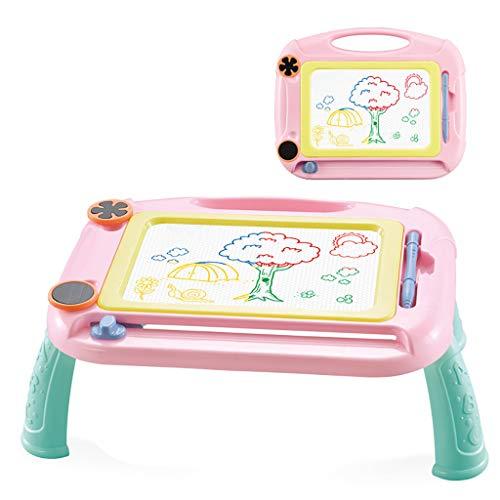 [해외]Educational Learning Toys Gift for Girls Boys BabyChildren`s Magnetic Drawing BoardHolder Graffiti Painting Board Educational Toys (Pink) / Educational Learning Toys Gift for Girls Boys BabyChildren`s Magnetic Drawing BoardHolder G...