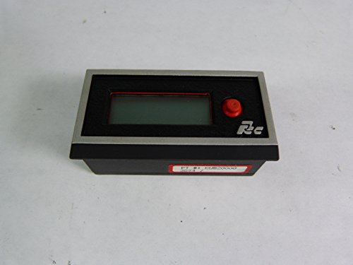 Red Lion Controls CUB20000 Counter, Digital, 6 Digit LCD Display