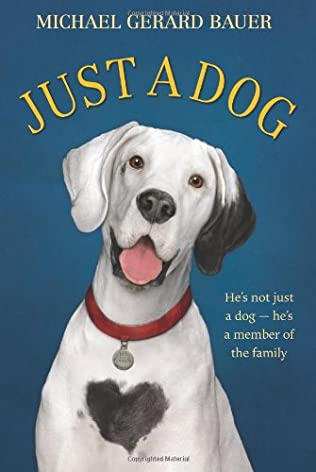 book cover of Just a Dog