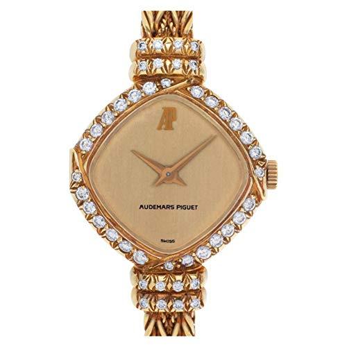 - Audemars Piguet Vintage Quartz Female Watch 8965/550BA/233658/73139 (Certified Pre-Owned)