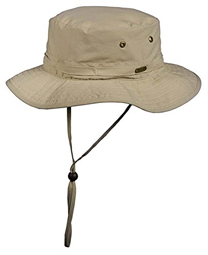 stetson-no-fly-zone-insect-shield-nylon-boonie-with-chin-cord-hat-khaki-large