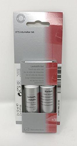 Mercedes Benz Paint - Mercedes Benz Genuine Iridium Silver Touch Up Paint Code 775