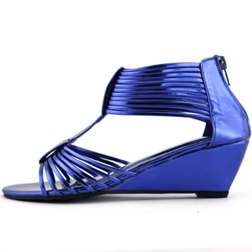 Show Story - Gladiator mujer azul - azul real