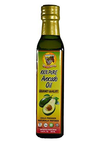 De La Rosa Real Foods & Vineyards - Pure Avocado Oil (250 ml) by De La Rosa Real Foods & Vineyards