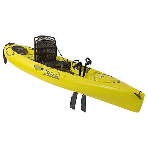 2018 Hobie Mirage Revolution 11 Pedal Kayak (Seagrass Green)