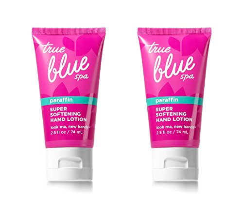 pa Look Ma New Hands Paraffin Super Softening Hand Lotion 2.5 Ounce Travel Size by Bath & Body Works (New Body Lotion)