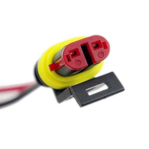 26 Set Wasserdicht Kabel Steckverbinder Stecker für KFZ LKW Auto Roller Motorrad