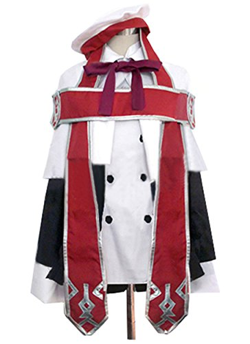Cosnew Halloween Anime Ciel Church Uniform Cosplay Costume-Made by Cosnew