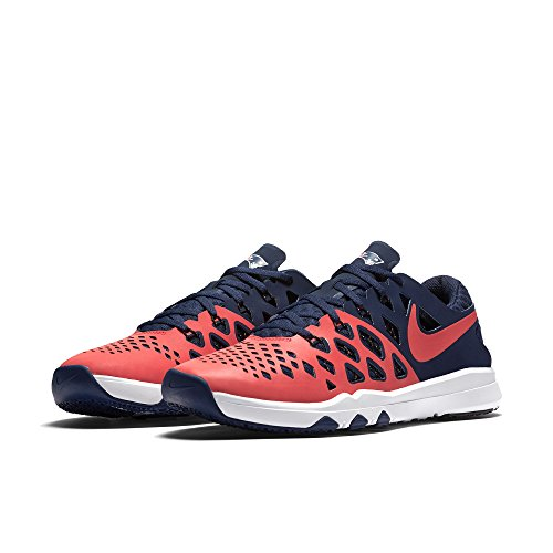 Nike Heren Snelheid Van De Trein 4 Hardloopschoen Wit / Gum Lichtbruin