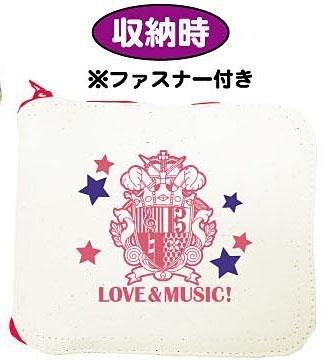 ??tote bag compatto Uta nessun principe-sama (Giappone import / Il pacchetto e il manuale sono in giapponese)