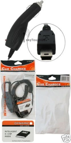 ANiceS Replacement HIGH QUALITY DC CAR CHARGER FOR Magellan Roadmate RM 9250/T-LM/B 9250MU GPS by ANiceS