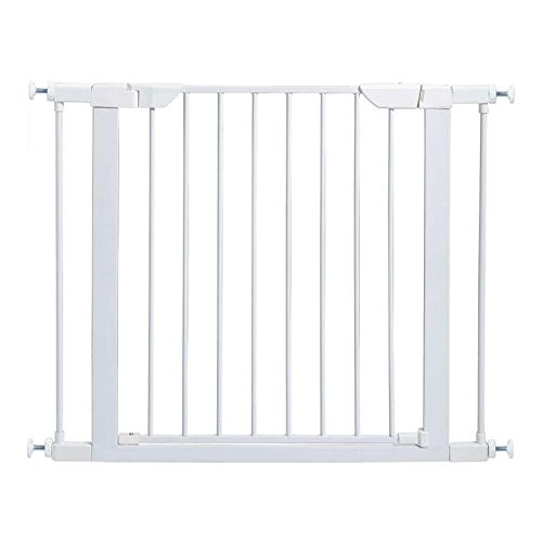 Fairy Baby Easy Step Walk Thru Pet and Baby Gate Expandable 29.5'' High,Fit Spaces 40.55''-43.31'' by Fairy Baby (Image #1)
