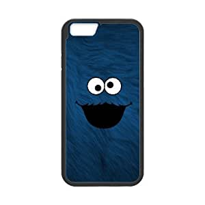 iPhone 6 4.7 Inch Cell Phone Case Black Cookie Monster JSK752277