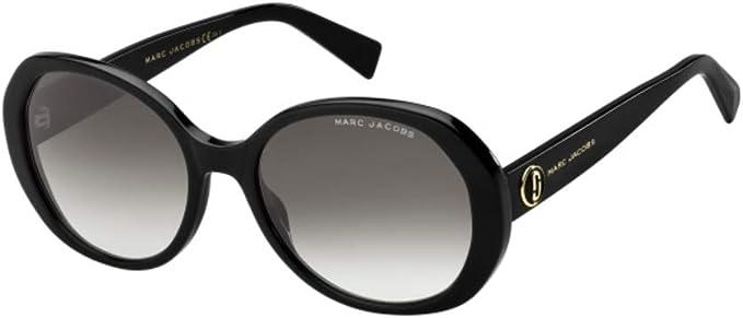 Marc Jacobs Sonnenbrille Black//Grey Sf 60 MJ 252//S Black