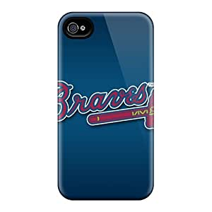 Best-phone-covers Iphone 6plus Shock Absorption Hard Phone Case Provide Private Custom Attractive Atlanta Braves Pictures [rPx3502NCrN]