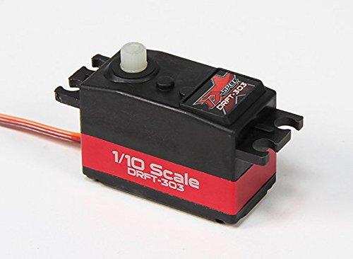 Turnigy DRFT-303 1/10th D-Spec Steering Servo 4.5kg / 0.10sec / 39g