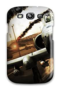 High-end Case Cover Protector For Galaxy S3(tom Clancy's Hawx 2)