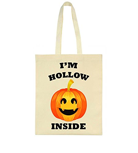 I'm Pumpkin Bag Bag Hollow I'm Tote Funny Inside Hollow Inside Pumpkin Tote Funny rOZwqWpgfr