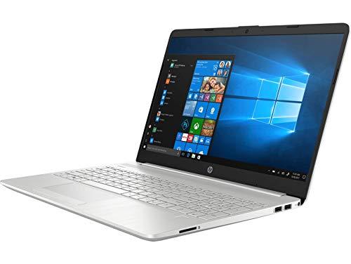 HP 15 Intel Core i5 15.6-inch FHD Laptop (i5-8265U/8GB/1TB/Win 10/MS Office/Fingerprint Reader/Natural Silver/1.74kg), 15s-du0051TU